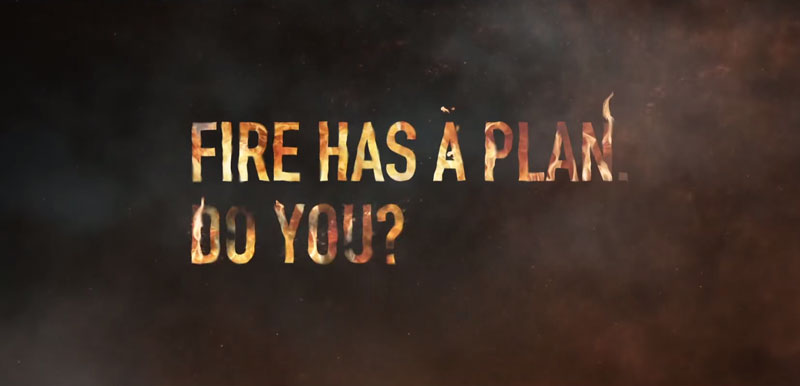 PLAN, PREPARE AND ACT THIS BUSHFIRE SEASON
